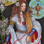 MARY MAGDALENE by Karen N. Canton 9-16-12 - 24x30 Fixed - Version 2